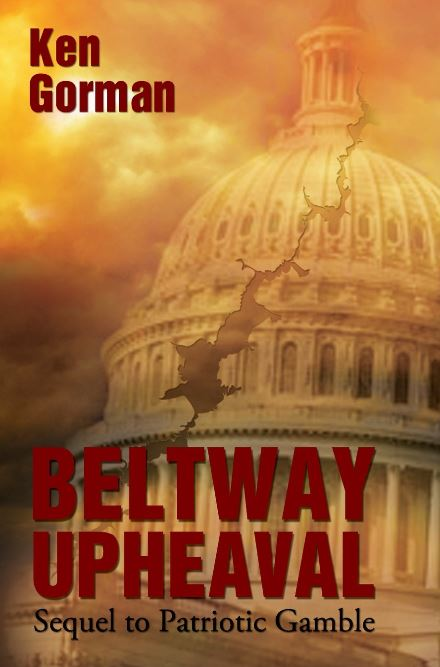 Beltway Upheaval Book Cover